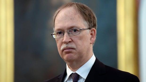 Член Тайного совета Канады сообщил об онкологическом заболевании