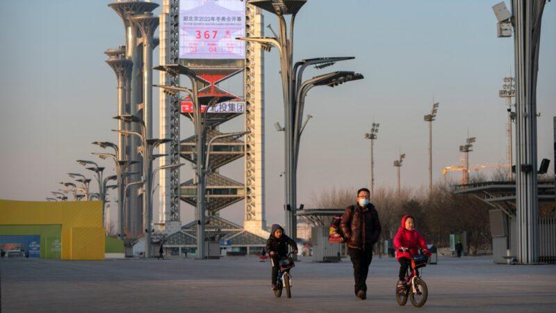 Канадские депутаты призывают перенести Олимпиаду из Китая