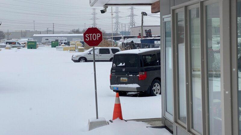 Парковочная проблема: $2 800 за 11 месяцев стоянки у аэропорта?