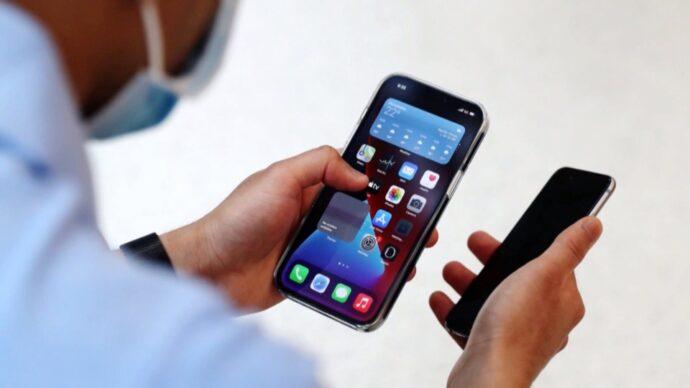 iPhone 12  сработал в качестве электрошокера