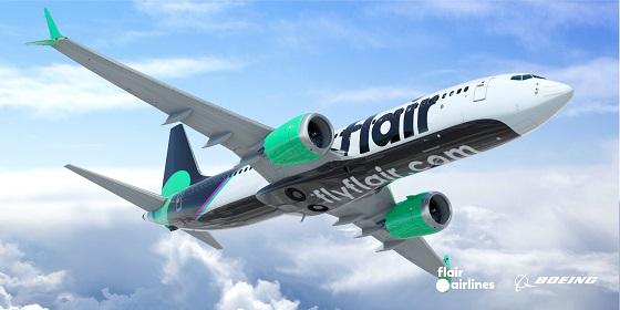 Канадский лоукостер увеличивает количество рейсов