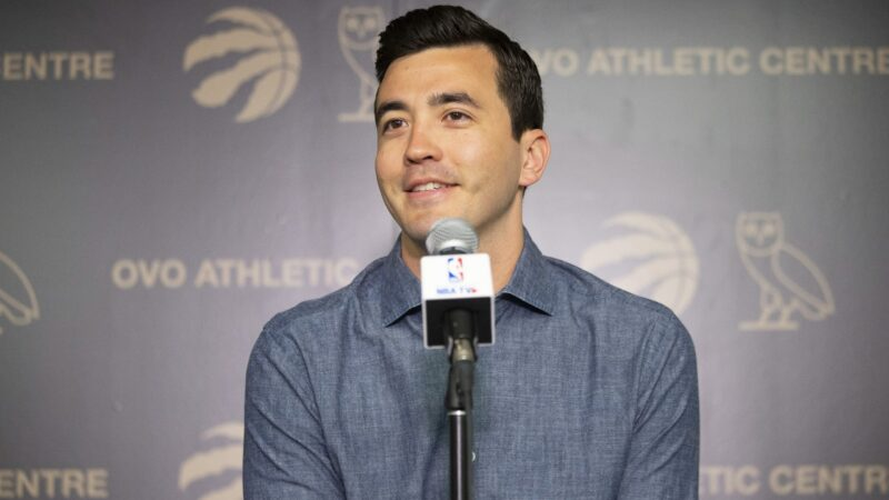 Toronto Raptors: новый контракт со старым генеральным менеджером