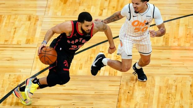 Toronto Raptors: ВанВлит поставил рекорд по результативности