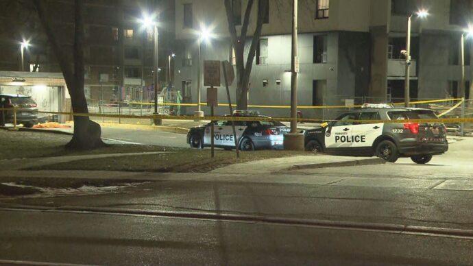 Убийство в Торонто