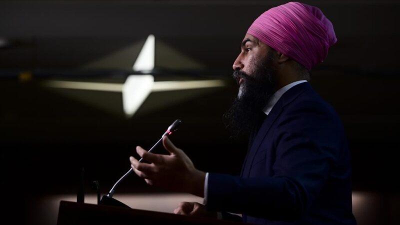 Канадский парламент: новые демократы не будут против