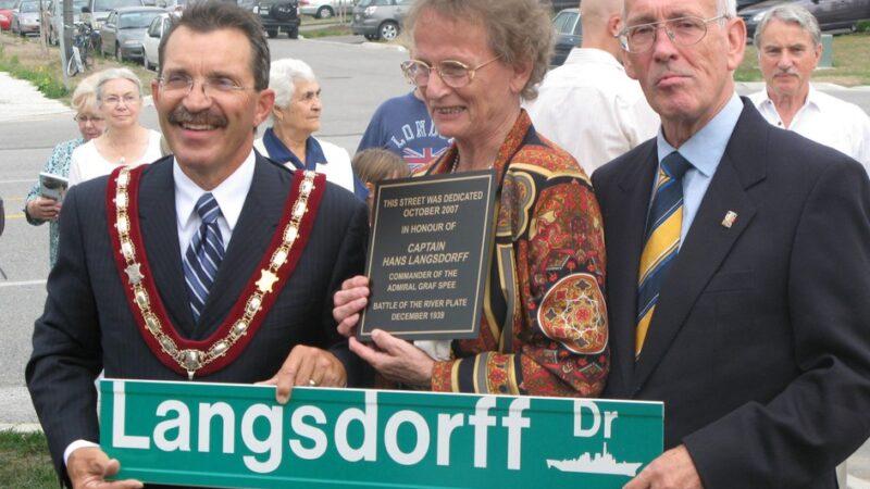Улица имени нацисткого капитана в Канаде будет переименована
