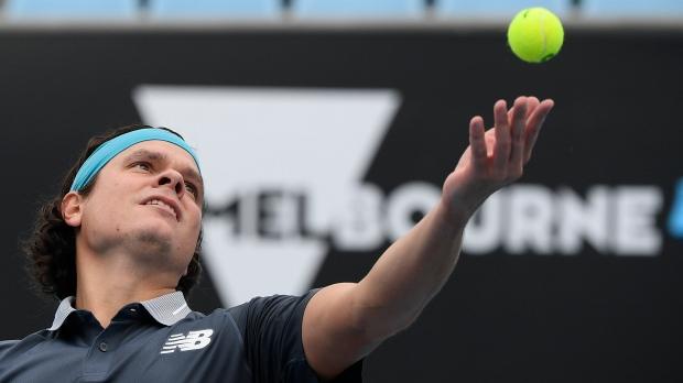 Australian Open: Раонич и Марино прошли во второй круг