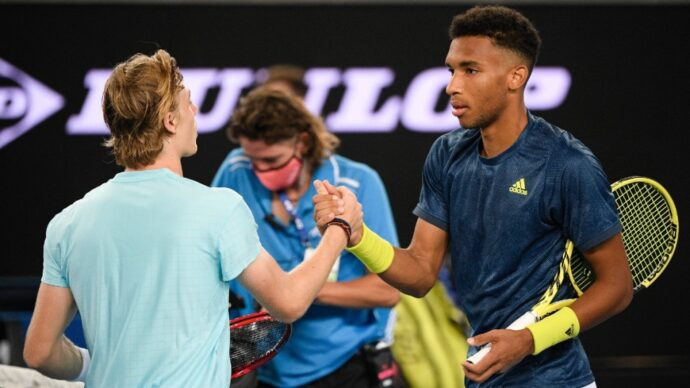 Australian Open: Оже-Алиассим обыграл Шаповалова