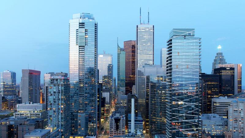 Торонто обещает горожанам доступный и быстрый Интернет