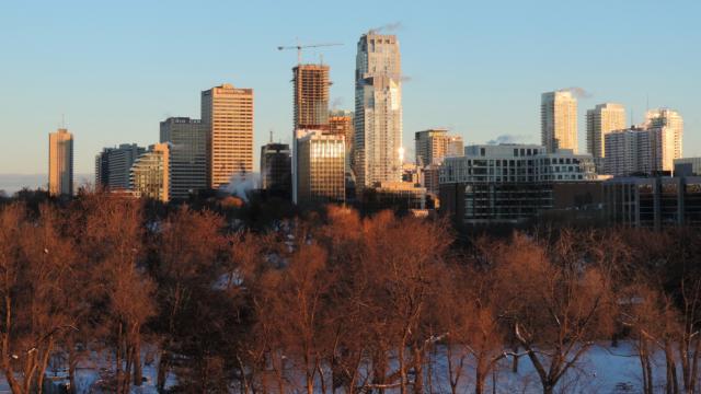 Центр Торонто может не выдержать застройки