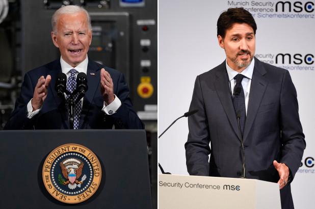 Уговорит ли Трюдо Байдена покупать и канадские товары?