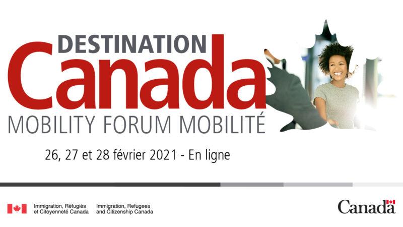 Информационный иммиграционный форум на французском