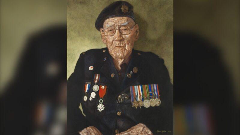 Спасибо (индейскому) деду за Победу! Канада чтит память ветерана