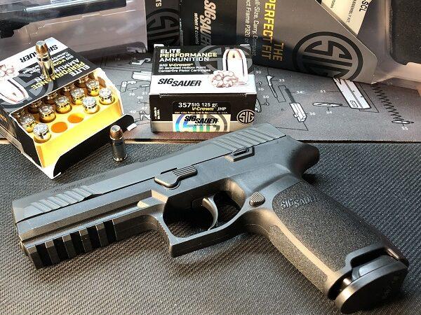 Пистолет немецкой фирмы оказался дефектным