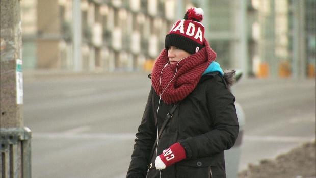 Вечером и ночью в Торонто будет морозно