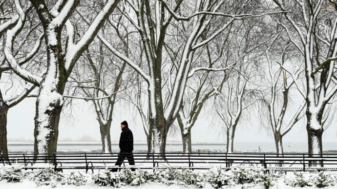 Осторожно, снегопад на носу