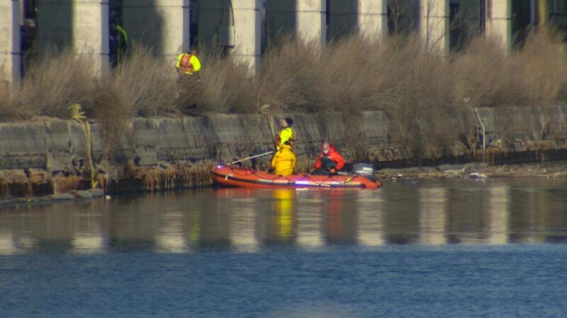 В реке Дон в Торонто найдено человеческое тело