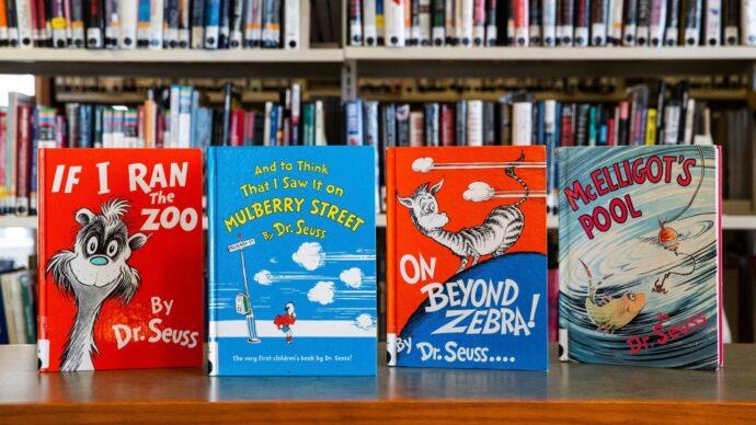 Некоторые книги детской серии Dr. Seuss признаны расистскими