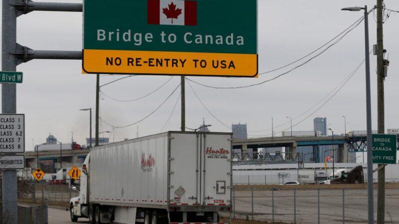 Соединенные Штаты делиться вакциной с Канадой не собираются