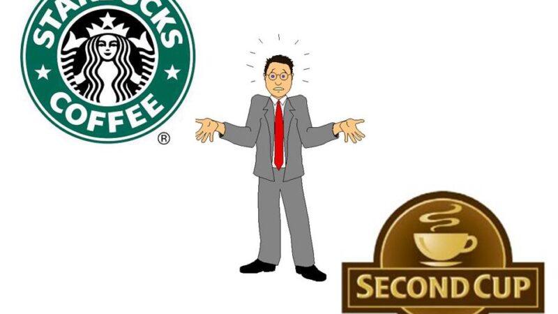 Бесплатный кофе от конкурента Starbucks