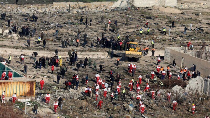 Иран прислал отчет о сбитом в прошлом году украинском «боинге»