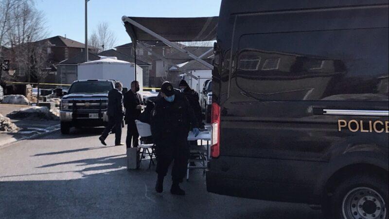 Полицейская операция в Онтарио. Подробности не сообщаются