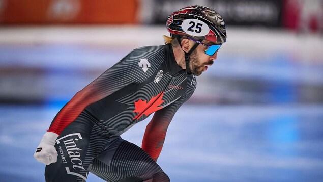 Канадец Шарль Амлен стал чемпионом мира по шорт-треку