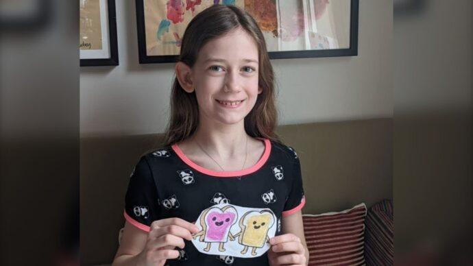 Сэндвичи канадской девочки станут мягкой игрушкой в IKEA